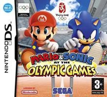 Jeux DS Mario and Sonic at the Olympic Games