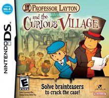 JEUX DS Professor Layton and the Curious Village