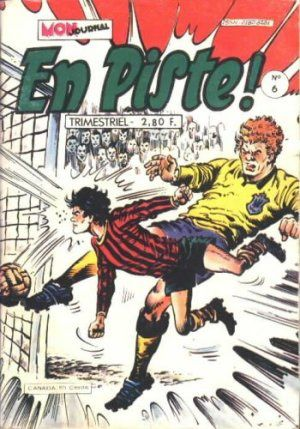 Tags : Trois-Pommes, Nipper, En Piste 1ère série, En Piste 2ème série, Score n' roar, Francisco Solano Lopez, Tom Tully, football, bd, bande dessinée anglaise, Fleetway,R.C. Roylance, Scorcher & Score, Tiger, Alan Lawrence, Fred Baker, Roy et ses Diables, Roy of the Rovers, Enzo Chiomenti, Franscesco Gamba, comics, sport, Mon Journal, article, Capt'ain Swing