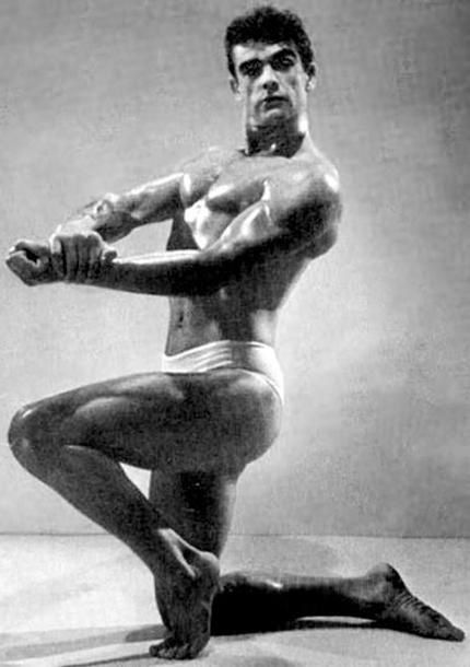 Sean Connery finished 3rd in the 1950 Mr Universe contest
