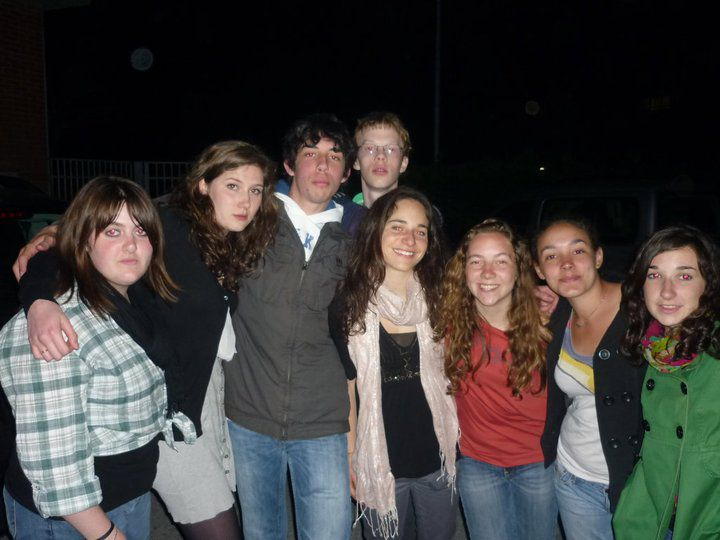 Du 3 au 11 avril 2011, les lycéens de l'Iroise ont séjourné chez leurs correspondants de Livorno et visité la Toscane ...