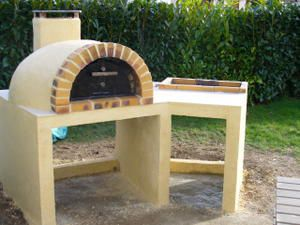 Four a pizza exterieur four pizza exterieur sur for Construire un four a pizza exterieur