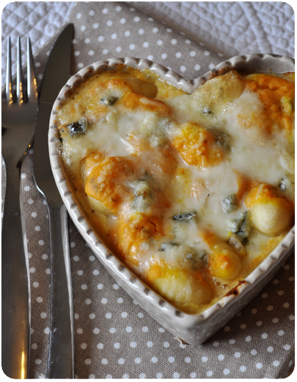 Gnocchi Gratin With Gorgonzola Dolce Recipes — Dishmaps