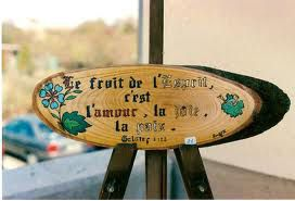 le fruit de lesprit
