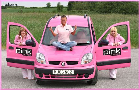 Pink-ladies-cab