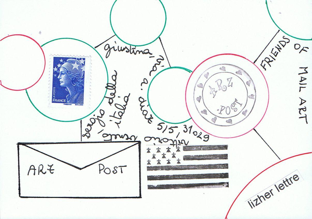 2010 VII 31 Sergio Friends of MailArt