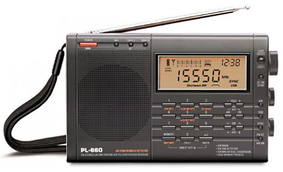 tecsun pl 660 radio ondes courtes et vhf radio vhf. Black Bedroom Furniture Sets. Home Design Ideas