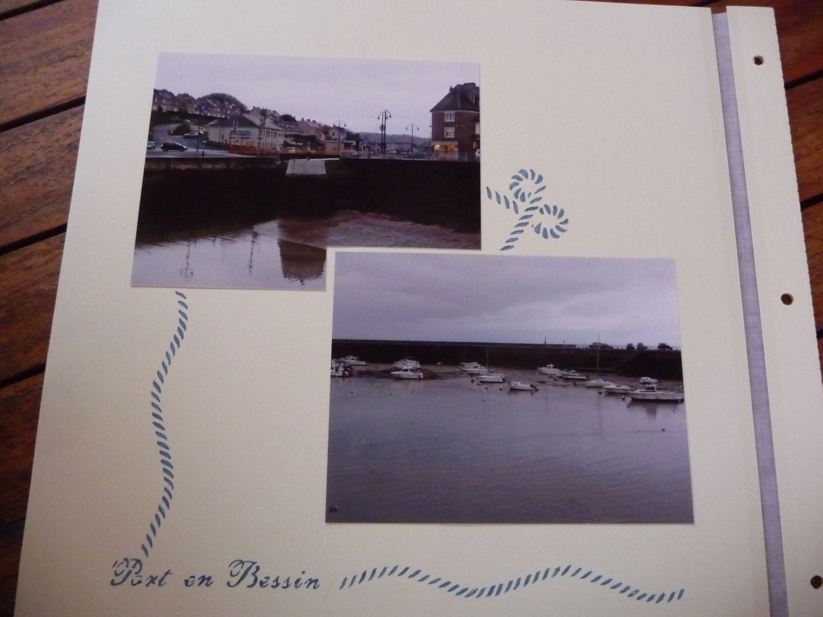 Album - Normandie en scrap