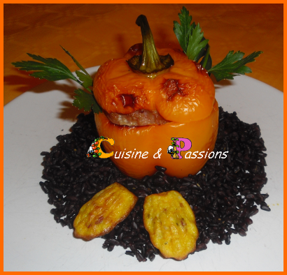 repas pour halloween th me orange et noir cuisine et passions. Black Bedroom Furniture Sets. Home Design Ideas
