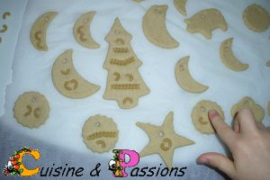 Decoration De Noel Pate A Sel