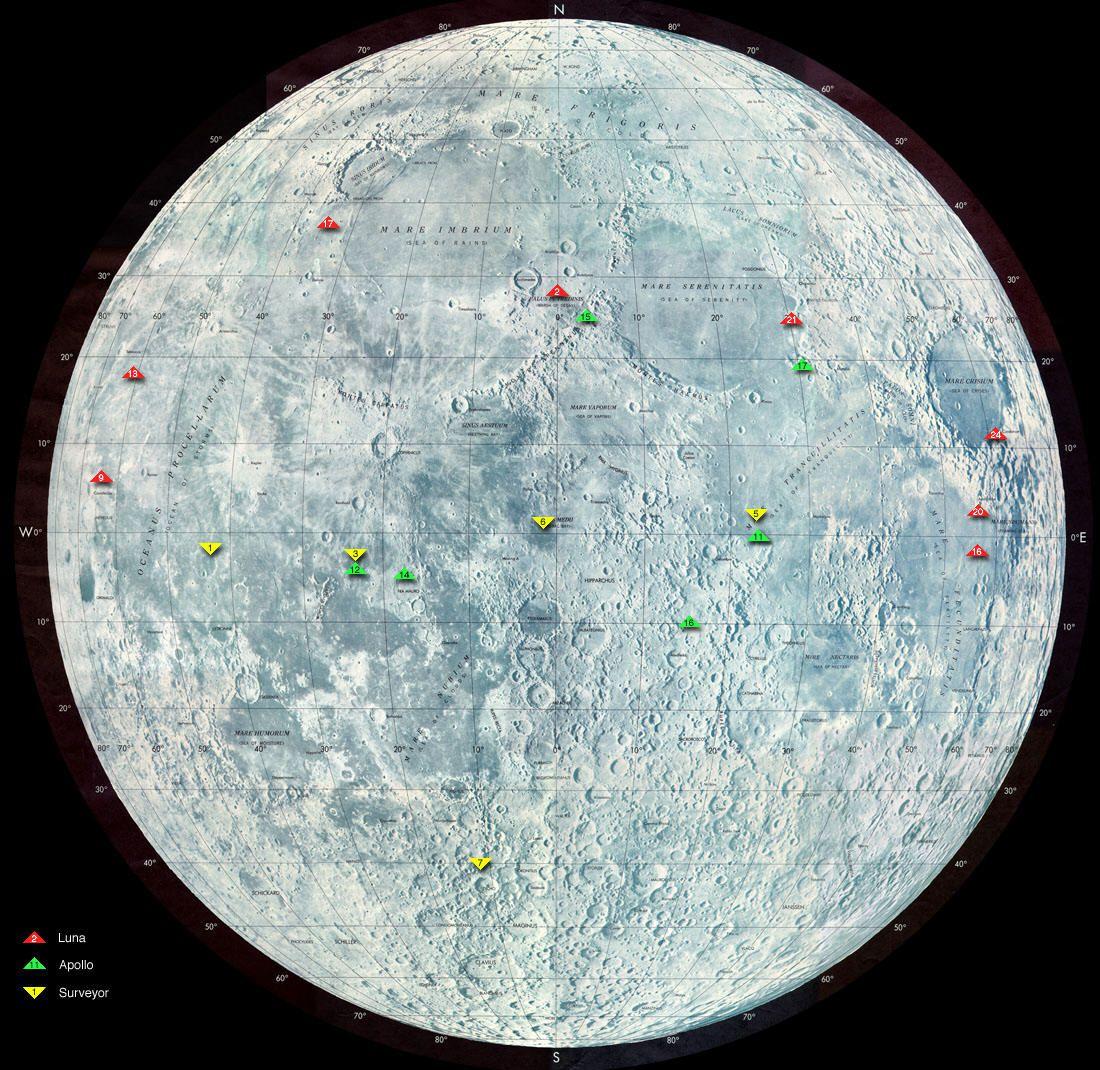 Source Wikipédia/NASA