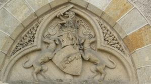 Armoiries du Château de Saint-Amant-Tallende