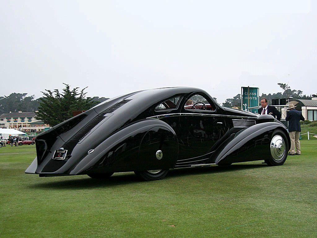 voiture de legende 23 rolls royce phantom i jonckheere coupe 1934 victor association. Black Bedroom Furniture Sets. Home Design Ideas