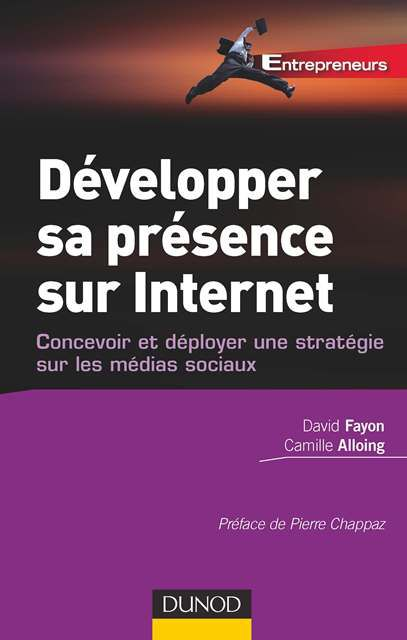 Developper presence internet