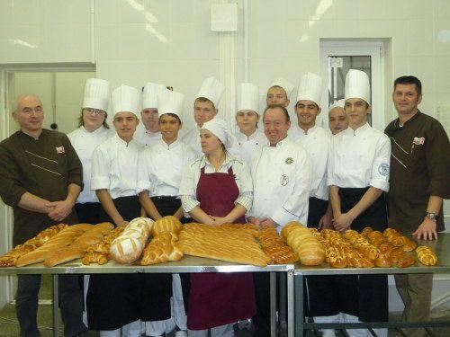 rencontre internationale au centre d'éducation « Wolkonsky »