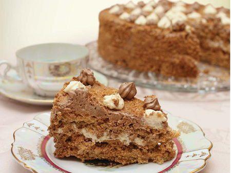 gâteau « Kievsky »
