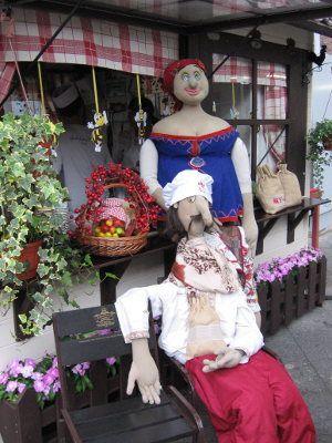 Moscou : jour de la confiture