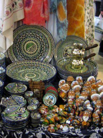 céramique de l'Asie