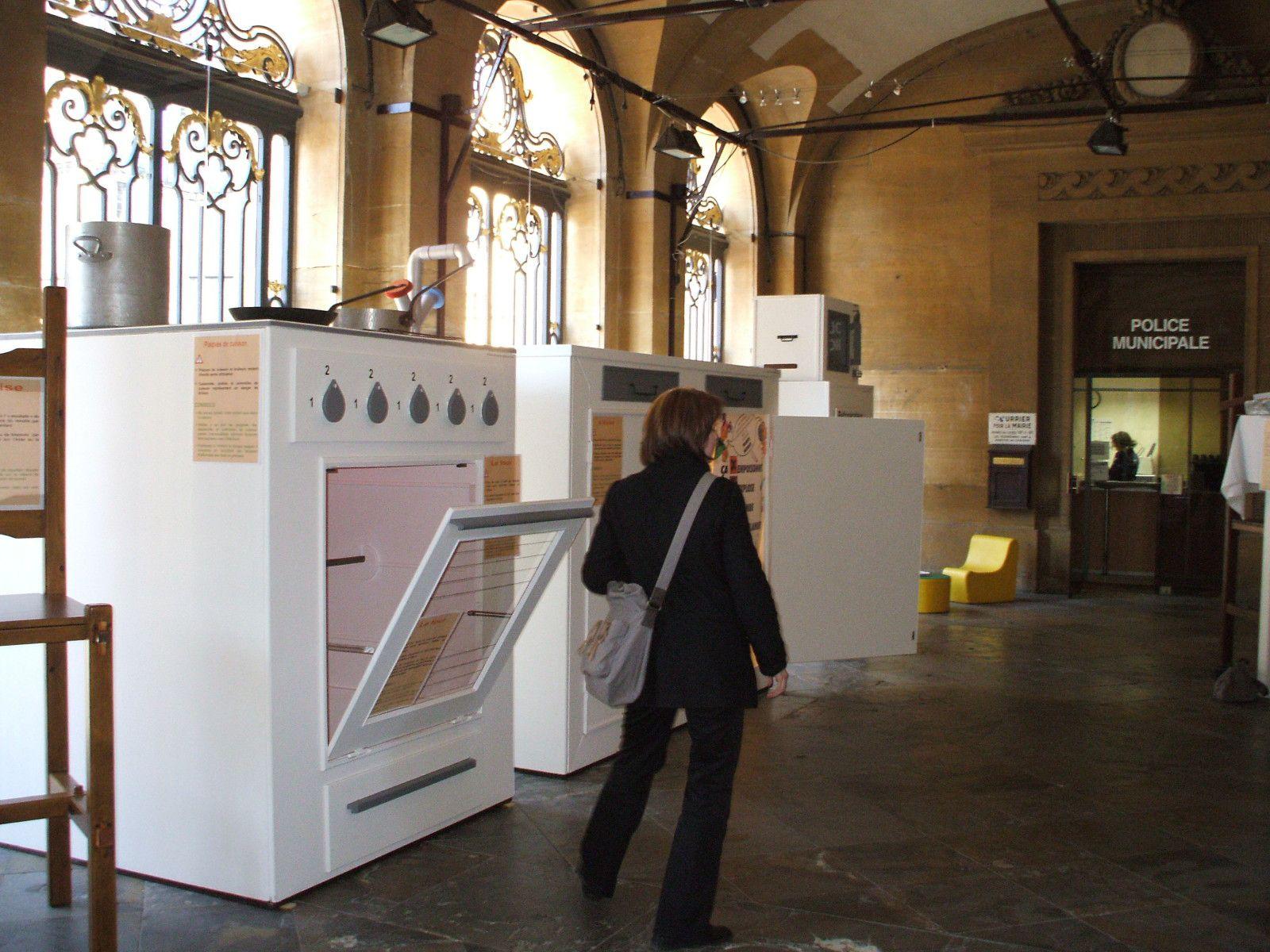 Metz h tel de ville expo cuisine surdimensionn e rpl 89 2 la radio du pays lorrain - Piscine maisons laffitte horaires d ouverture metz ...