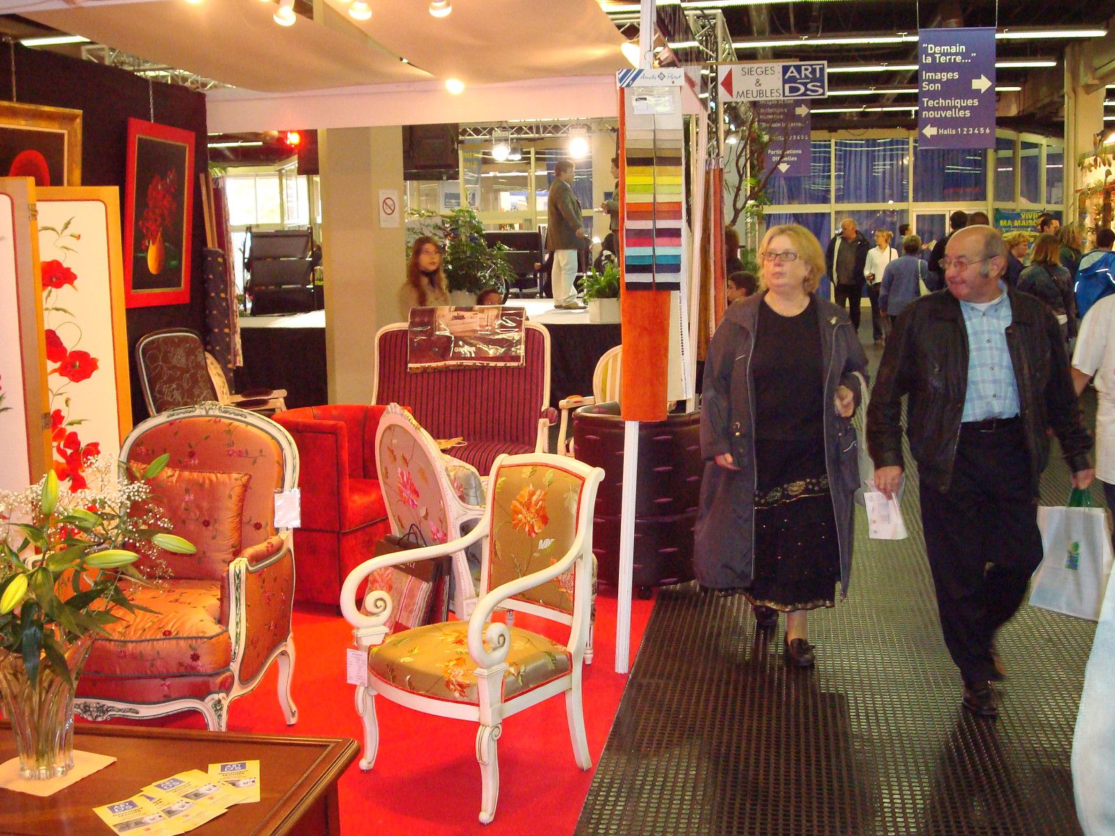 metz parc des expositions salon habitat et decoration 2010 rpl 89 2 la radio du pays lorrain. Black Bedroom Furniture Sets. Home Design Ideas