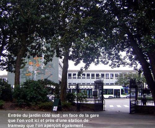 Dernier petit tour au jardin des plantes de Nantes - Le ...
