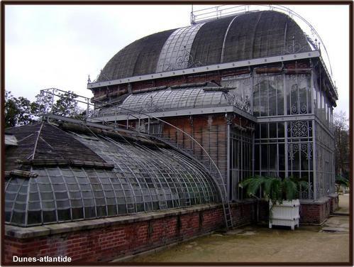 Le jardin des plantes de Nantes - Le blog de lanourse