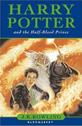 harry potter and the half blood prince 2