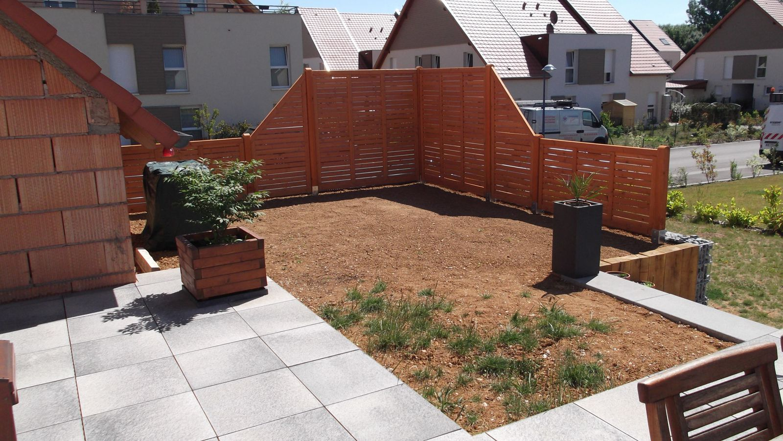 Comment cacher vis a vis jardin beau cacher vis a vis for Amenagement jardin vis a vis