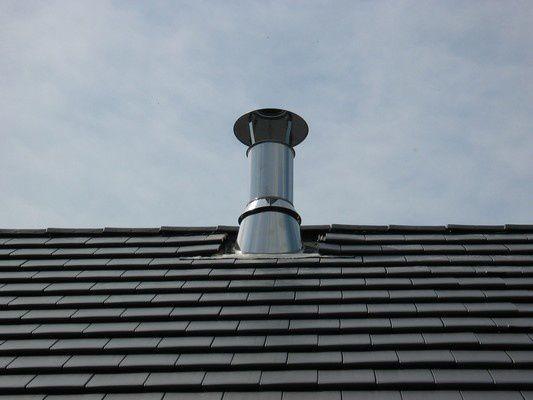 Chapeau pour cheminee exterieur 28 images chapeau pour chemin 233 e ondul 233 avec - Chapeau de cheminee en beton ...