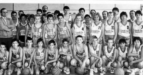 Saisons 1988 1992 l 39 actu du basket gondreville 54 for Gondreville 54