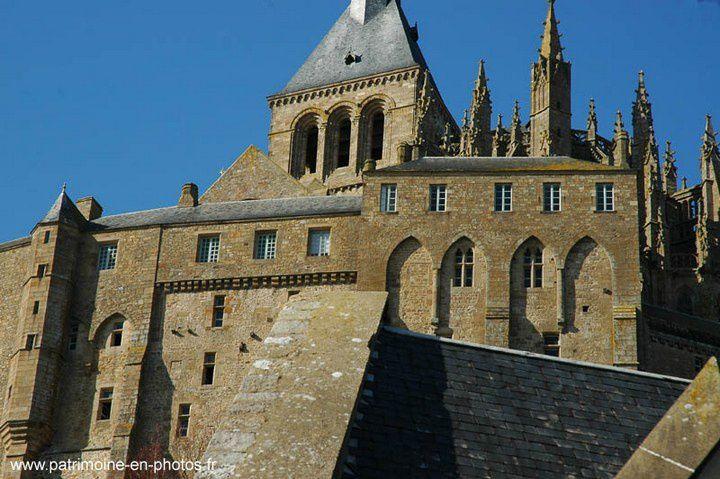 Basse-Normandie Manche Le-Mont-Saint-Michel 50116 02