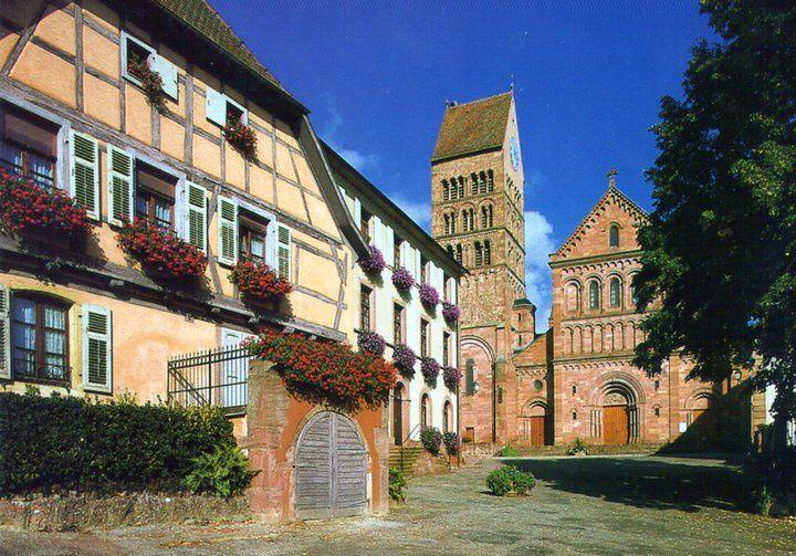 Gueberschwihr Eglise-St-Pantaleon 01