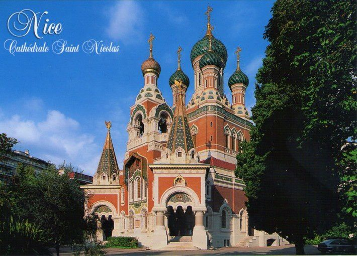 PACA Nice Cathedrale-orthodoxe russe