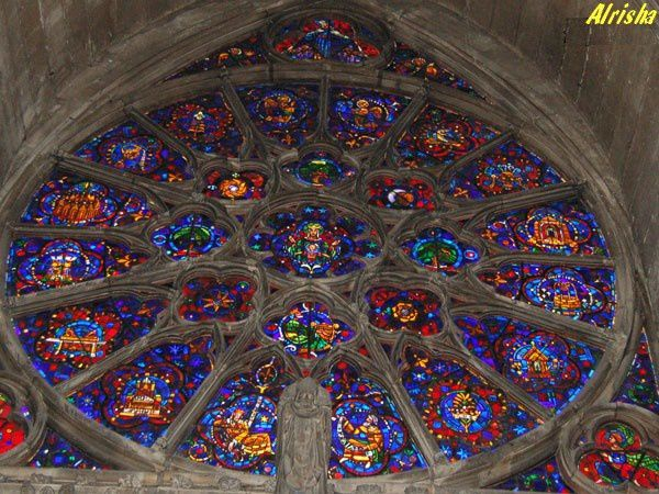 Champagne-Ardenne Marne Reims cathedrale 01
