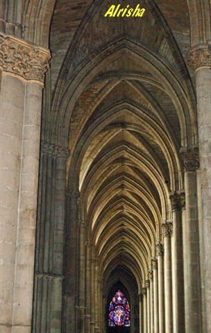 Champagne-Ardenne Marne Reims cathedrale 03