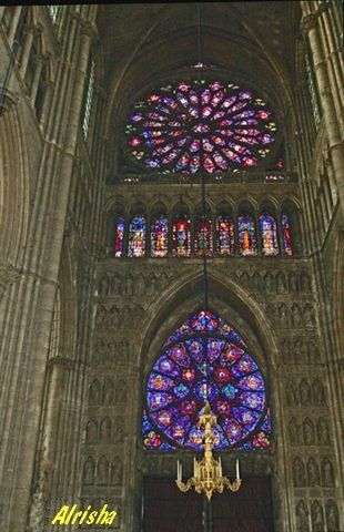 Champagne-Ardenne Marne Reims cathedrale 04