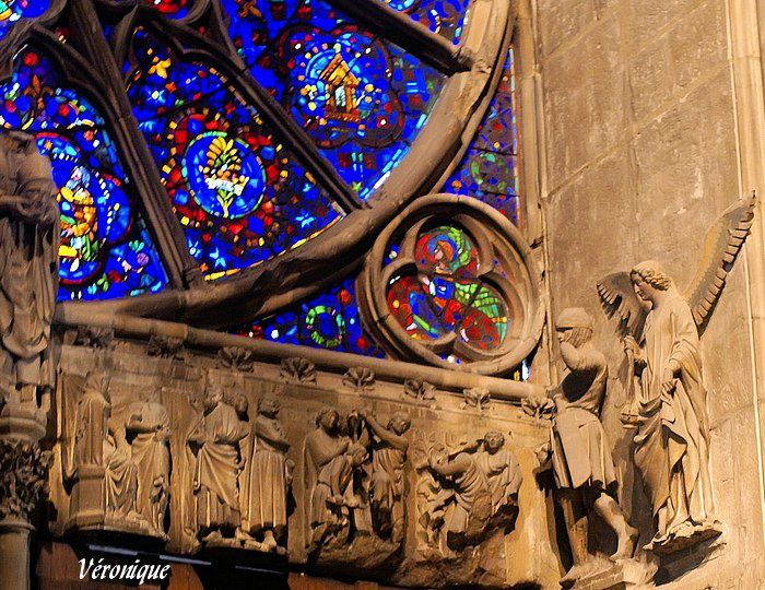 Champagne-Ardenne Marne Reims cathedrale 23