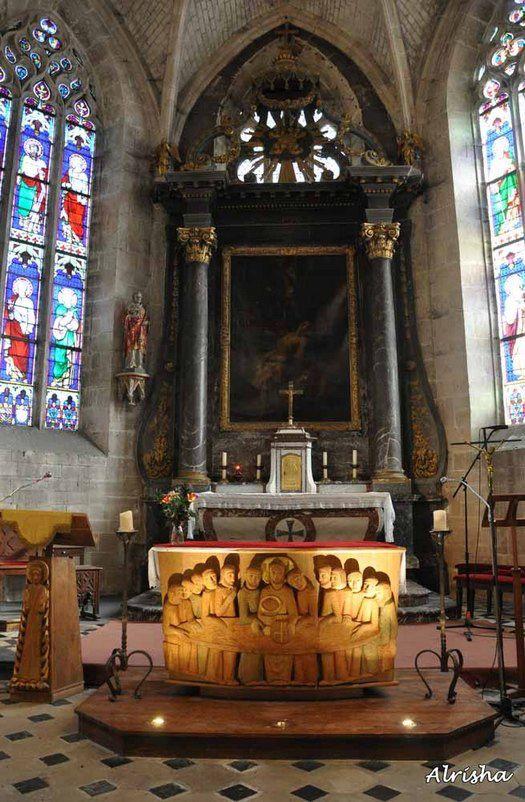eglise-St-Laurent-Eclaron