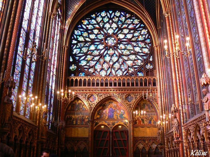 ile-de-France Paris Paris-Ier Sainte-Chapelle 08