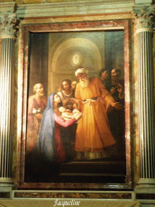 Italie Rome Santa-Maria-in-Vallicella