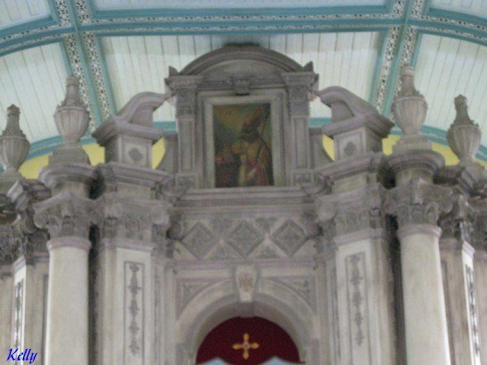 Eglise de Macao - Sainte Augustine
