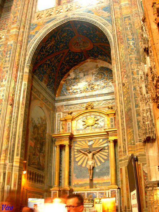 Midi-Pyrenees Tarn Albi cathedrale-Ste-Cecile 81000 03