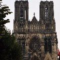 Reims , la cathédrale