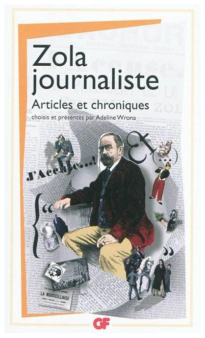 GF Zola journaliste