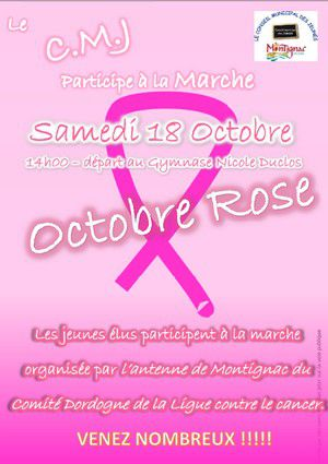 Affiche cmj octobre rose 2014