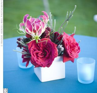 5 centres de table photophore mariage id es - Idees de photophore a faire soi meme ...