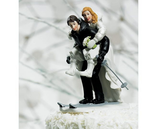 figurine mariage theme hiver mariage id es. Black Bedroom Furniture Sets. Home Design Ideas