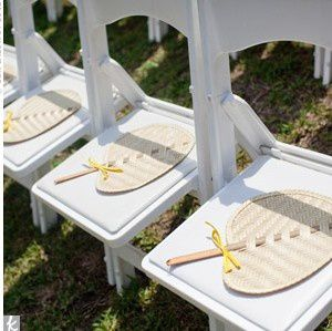 Deco Chaise Mariage Eventail