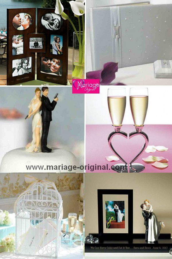 6 idees originales de cadeau pour mari s mariage id es. Black Bedroom Furniture Sets. Home Design Ideas
