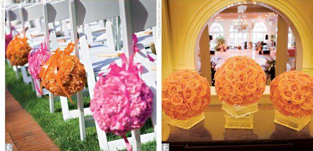 La ceremonie mariage idees for Awesome decoration pour jardin exterieur 2 deco entree eglise mariage